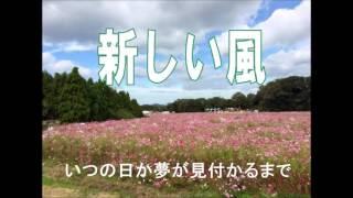 新しい風 作詞・作曲 長野定信 write2001.08 10代の時に作った歌です。