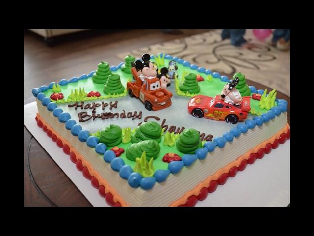 First birthday celebration of Shaurya