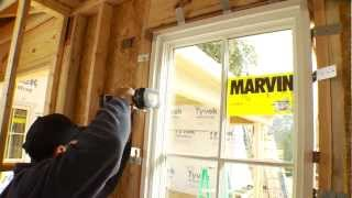 Marvin Windows Southern Living - Idea House Project - Episode 3: Builders Documentation
