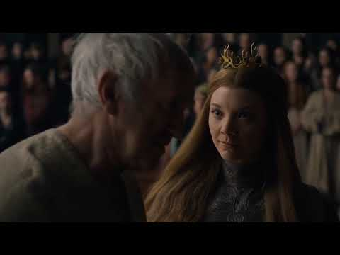 Game Of Thrones/Death Scene/Natalie Dormer/Margaery Tyrell/Jonathan Pryce/Finn Jones/Julian Glover