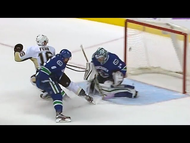Fehr makes gorgeous move and beats Miller