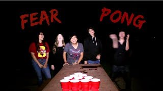 Fear Pong!  Cops Came  I Abfr