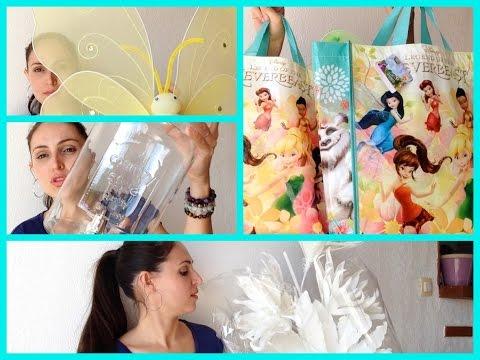 Personalizados de festa: Lembracinhas e decoração de festa tema tinker bell #Lilah1aninho