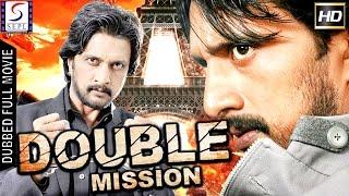 Double Mission - Dubbed Hindi Movies 2016 Full Movie HD - Sudeep, Rockline,Vaibhavi.