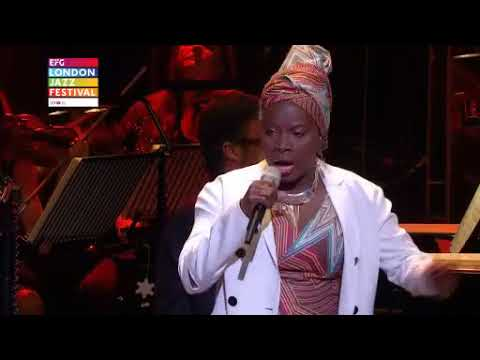 Angélique Kidjo - 'Crosseyed and Painless' - live at Jazz Voice