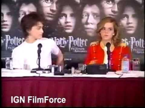 Harry Potter and the Prisoner of Azkaban press conference in New York