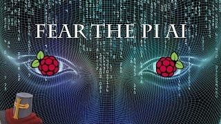 Build Your Own AI for World Domination (Terrible Raspberry PI Google AIY Tutorial)