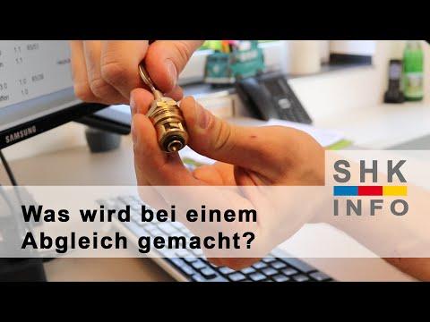 Hydraulischer Abgleich einer Heizung from YouTube · Duration:  12 minutes 2 seconds