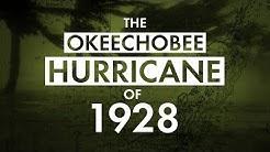 The Okeechobee Hurricane of 1928 | The Swamp