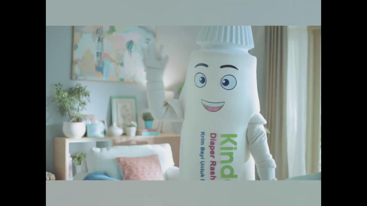 Kinderen Diaper Rash - Cream untuk baby - YouTube