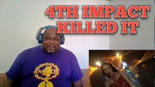 4TH IMPACT   JLO Super Bowl Medley DREAMS DIGITAL CONCERT (Reaction)