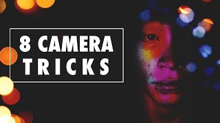 8 Trendy Camera Tricks in ONE MINUTE