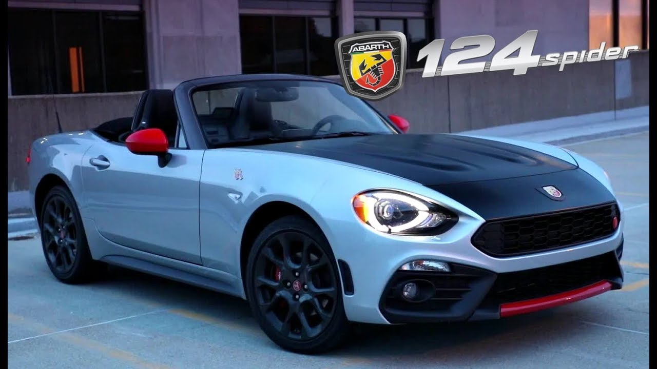 2020 Fiat Spider Redesign and Review