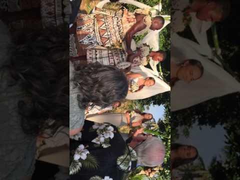 Dakuliga Wedding Fiji 2017