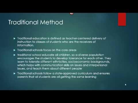 Academic Achievement Montessori vs. Traditional Schools