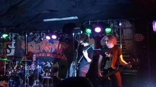 Exist with Tomasz Trzeszczyński (ThermiT) - Painkiller (cover Judas Priest, Bydgoszcz 04.03.2017)