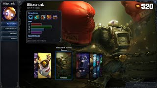 Skin Blitzcrank Boom Boom - League of Legends