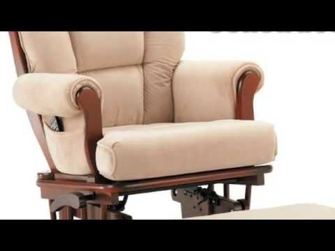 Captivating Shermag Glider Rocker Combo