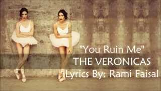 The Veronicas - You Ruin Me (Lyric Video) NEW 2014