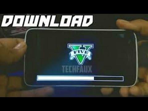 Download GTA 5 APK MediaFire Link 😍