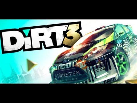 Dirt 3 - Trailer