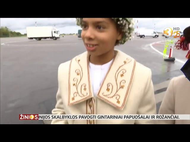 TV3 Žinios 2018 09 22
