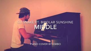 DJ Snake ft. Bipolar Sunshine - Middle (Piano Cover + Sheets)