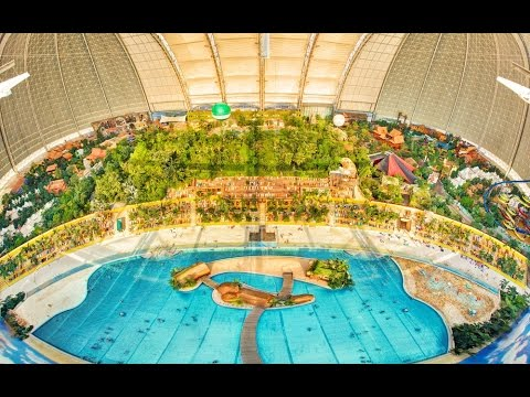 tropical islands water park