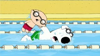 Stewie & Brian become attached