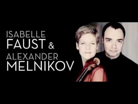"""Spring"" Sonata (Beethoven) / Isabelle Faust"