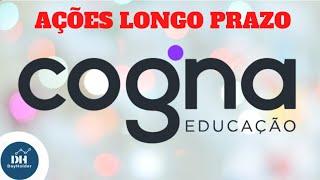 Ações Longo Prazo Cogn3 Cogna Educação