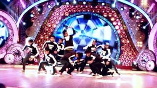 V COMPANY SPECIAL PERFORMANCE AT KICK DANCE SHOW