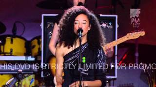 """Corinne Bailey Rae """"Put Your Records On"""" Live at Java Jazz Festival 2011"""