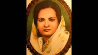 Begum Akthar  -Mishra Kirwani, Mishra Bhairavin, Mishra Gara & Mishra Madhukauns