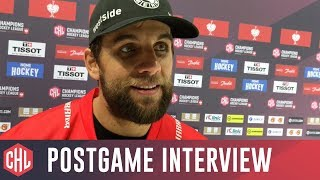 Thomas Rüfenacht comments on SC Bern's comeback to survive in the competition
