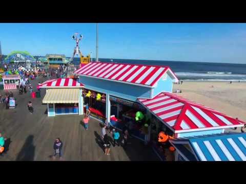Seaside Heights Boardwalk  5/8/2016    Mother's Day