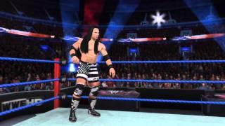SVR 11 Kid Flash Debut heading into WWE 12