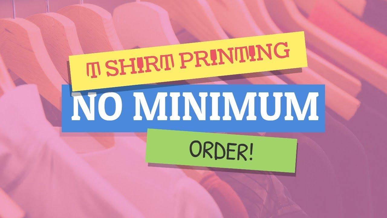 Cheap Custom T Shirts No Minimum Order - DREAMWORKS