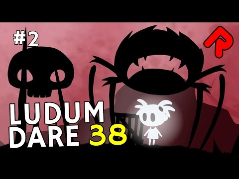 5 Great Ludum Dare 38 Games #2: Path of the Rabbit, Wake Up, Planetone, Techium Eclipse, Moondozer