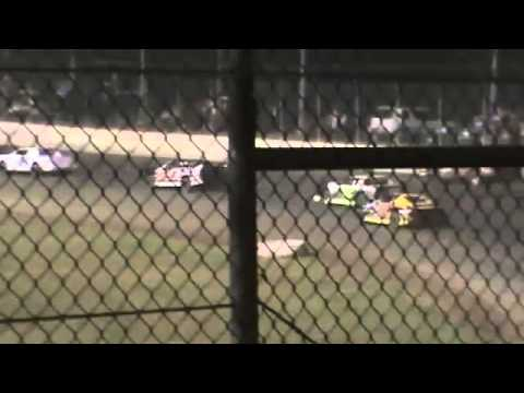 **09-01-2013 NeSmith SS Feature @ Magnolia Motor Speedway
