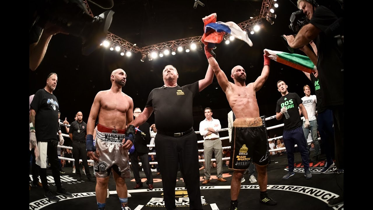 Artem Lobov vs. Paulie Malignaggi | Full Fight Highlights