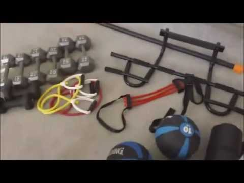 what accessories are needed for p90x