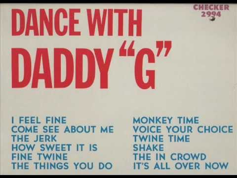 GENE BARGE - TWINE TIME - LP DANCE WITH DADDY