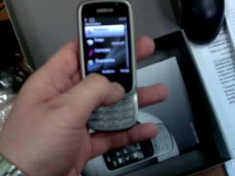 Nokia 6303 unboxing