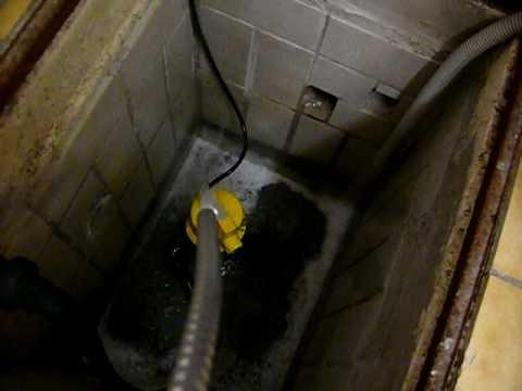 Hervorragend Pumpensumpf nach etwas mehr als 2 Jahren... - YouTube XI35