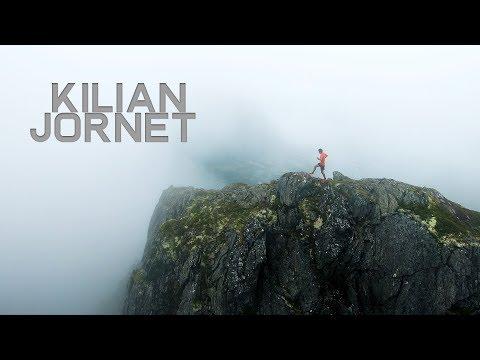 Run Yikes-Inducing Mountain Ridges with Kilian Jornet