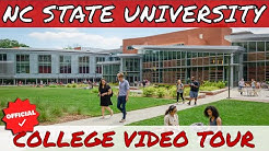 North Carolina State University - Official College Video Tour