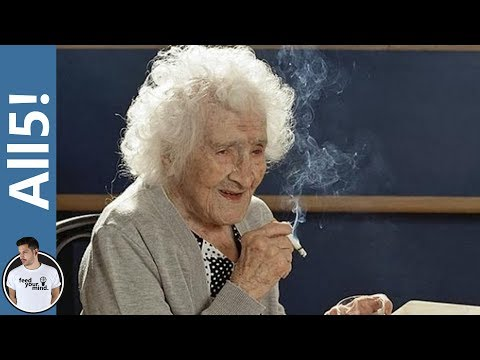 5 Oldest People Ever To Have Lived!