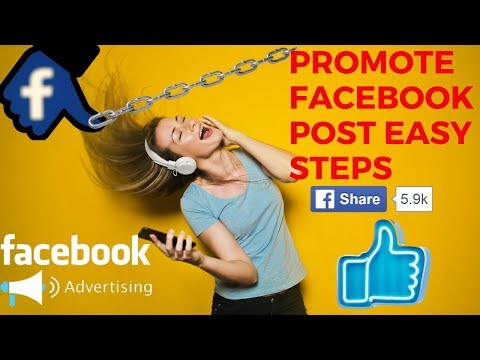 Facebook Marketing - Facebook Ads : How To Promote A Post The Right Way Free - Tuthowto