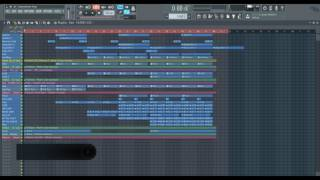 FLP ! Progressive Trance Drop FL Studio Template (Anjuna, Enhanced Style )